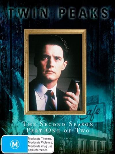 Twin Peaks Season 2 Part1Dvd