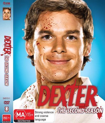 Dexter Season2Dvd