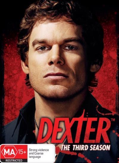 Dexter Season3Dvd