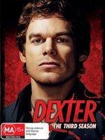 Dexter Series3Dvd