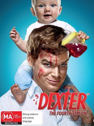Dexter Season4Dvd