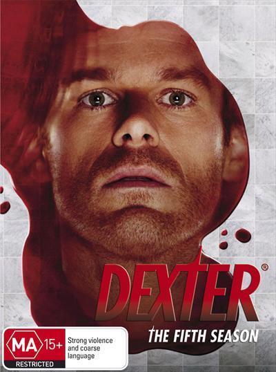 Dexter Season5Dvd