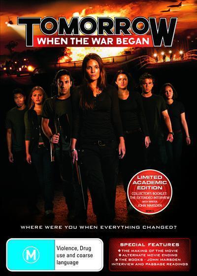 Tomorrow When The War Began Dvd