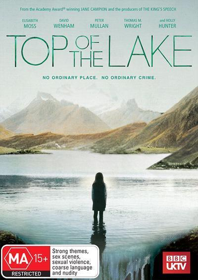 Top Of TheLake(DVD)