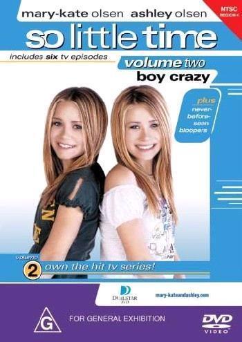 So Little Time - Vol 02 -BoyCrazy