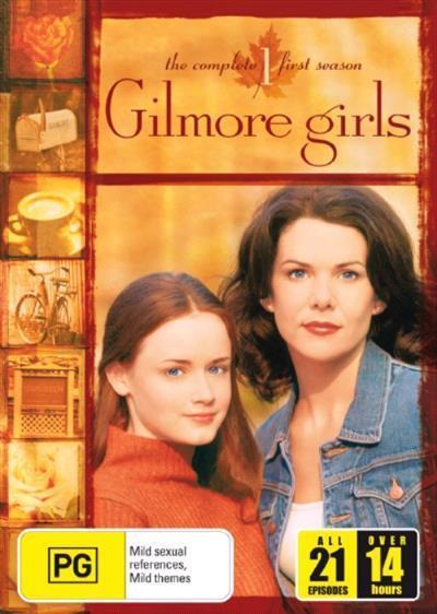 Gilmore Girls: Season1(DVD)