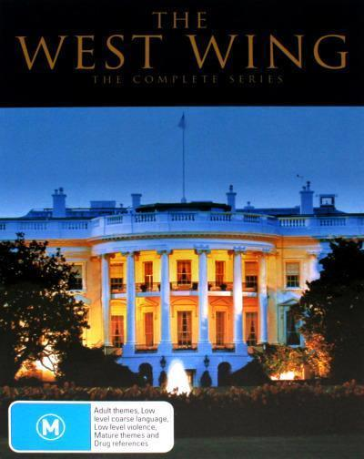 West Wing: The Complete Collection Box-set (DVD)