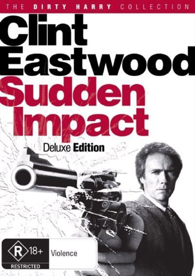 Sudden Impact Special Edition Dvd