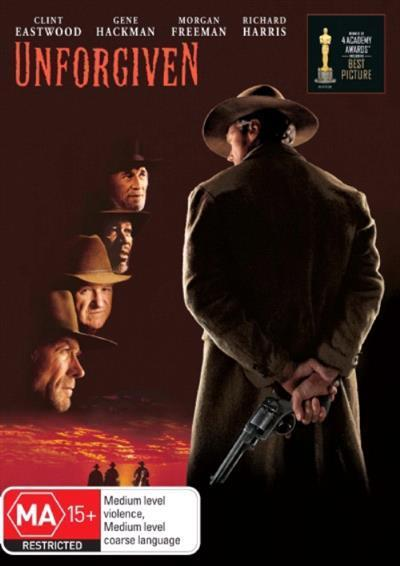Unforgiven 10th Anniversary Addition Dvd