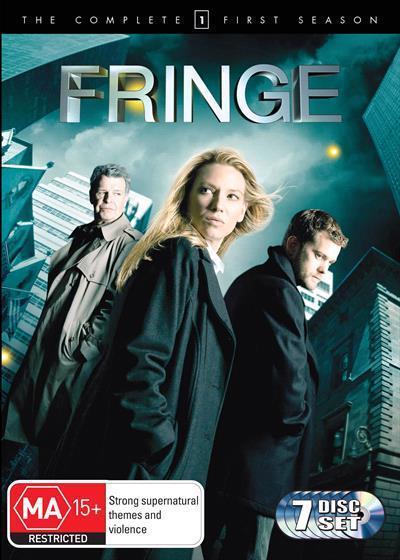 Fringe SeasonOneDvd