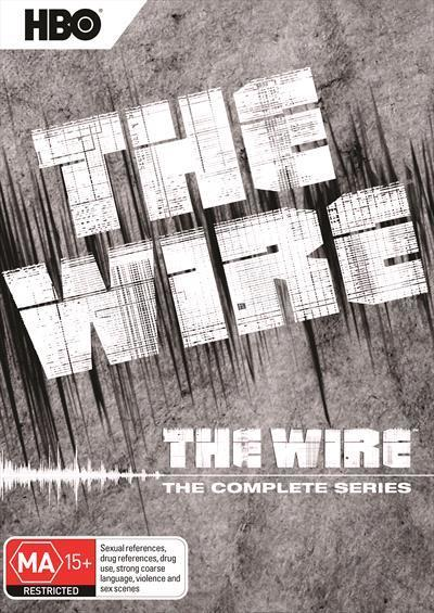 The Wire: The Complete Collection (DVD)