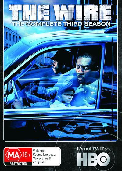 The Wire: Season3(DVD)