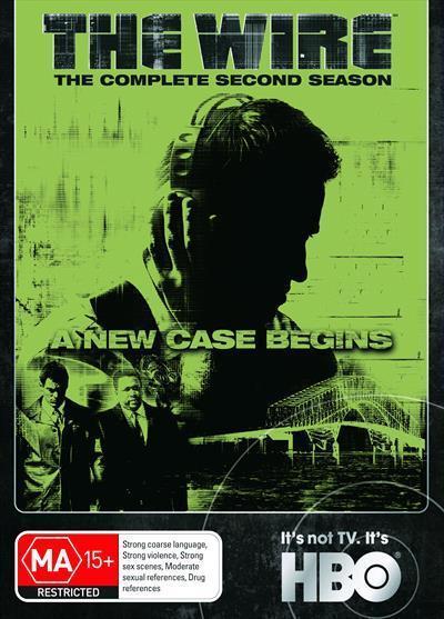 The Wire: Season2(DVD)