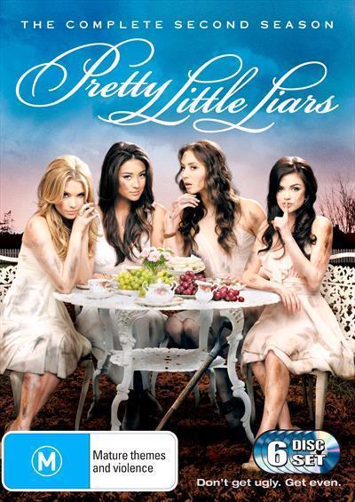 Pretty Little Liars Season2Dvd