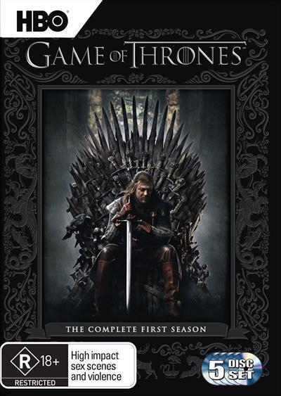 Game Of Thrones Series1Dvd