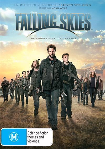 Falling Skies Complete SecondSeasonDvd