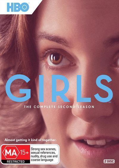 Girls: Season2(DVD)