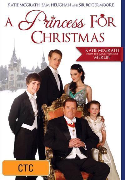 A Christmas Princess.Princess For Christmas A By Roger Moore Katie Mcgrath Travis Turner Charlotte Salt Sam Heughan