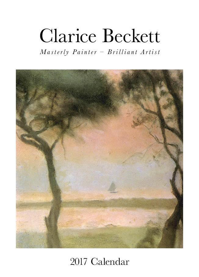 Clarice Beckett 2017Calendar