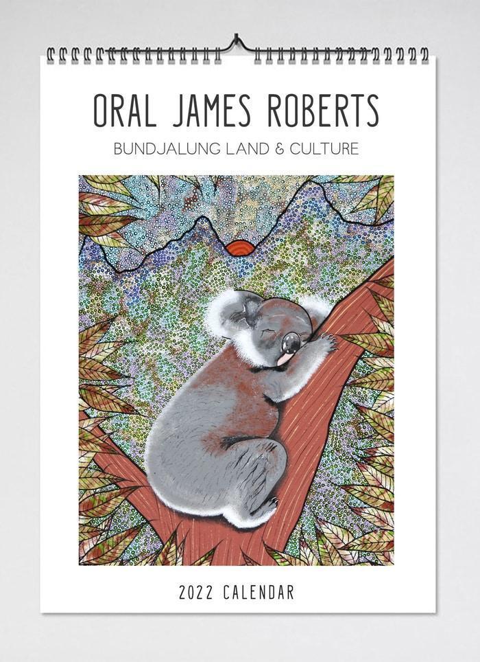 Oral James Roberts2021Calendar