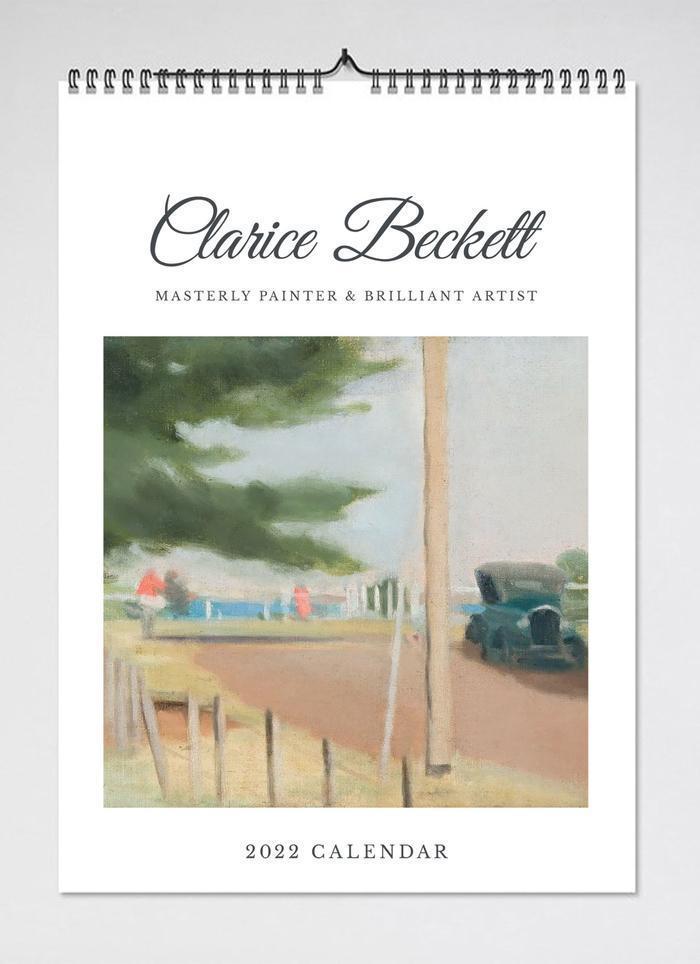 Clarice Beckett2020Calendar