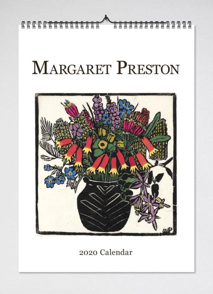 Margaret Preston2020Calendar