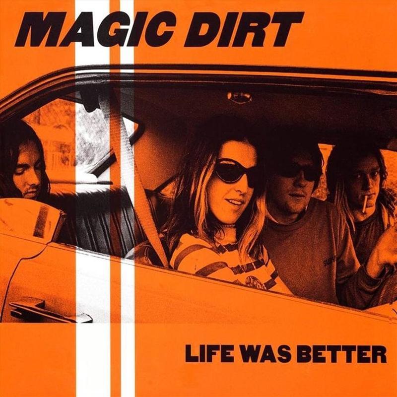Life Was Better(VinylReissue)