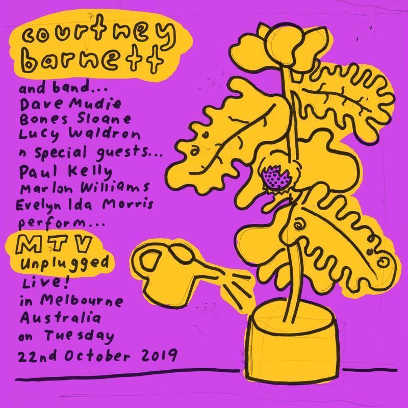 MTV Unplugged (Live in Melbourne) (Acqua Blue Vinyl)