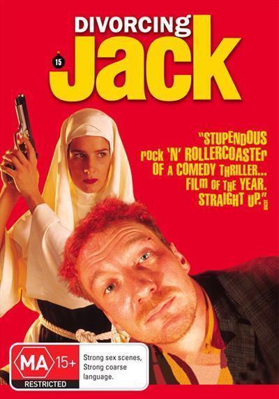 Divorcing Jack Dvd