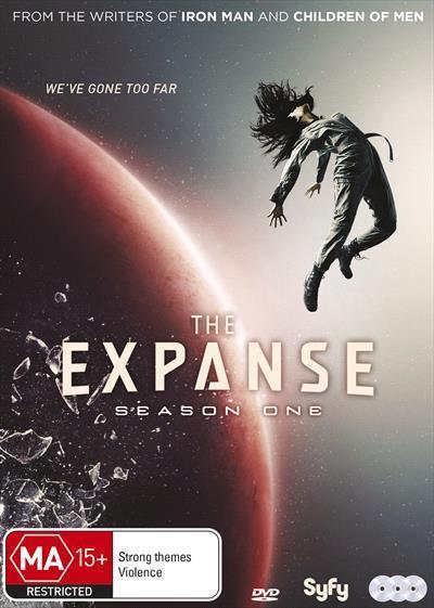 The Expanse: Season1(DVD)
