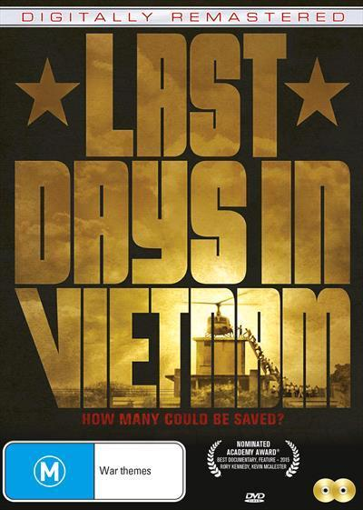 The Last Days in Vietnam (DVD)