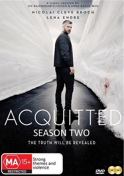 Acquitted: Season 2 (DVD)