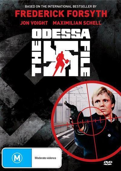 The OdessaFile(DVD)