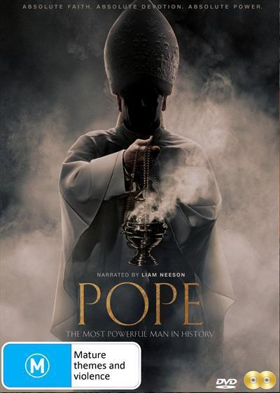 Pope: The Most Powerful Man in History (DVD)