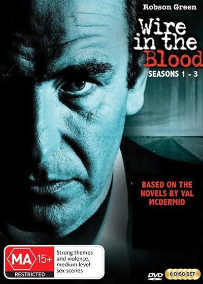 Wire in the Blood: Season1-3(DVD)