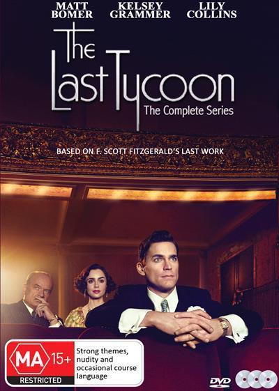 The Last Tycoon: Complete Series (DVD)
