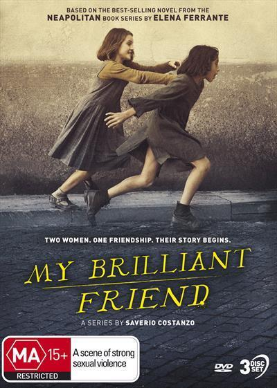 My Brilliant Friend: The Complete Series (DVD)