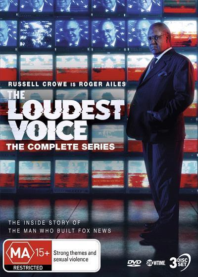 The Loudest Voice: The Complete Series (DVD)