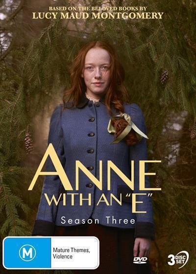 Anne With An E Season3(DVD)
