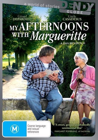 my afternoons with margueritte - 400×566