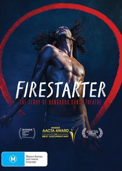 Firestarter: The Story of Bangarra Dance Theatre (DVD)