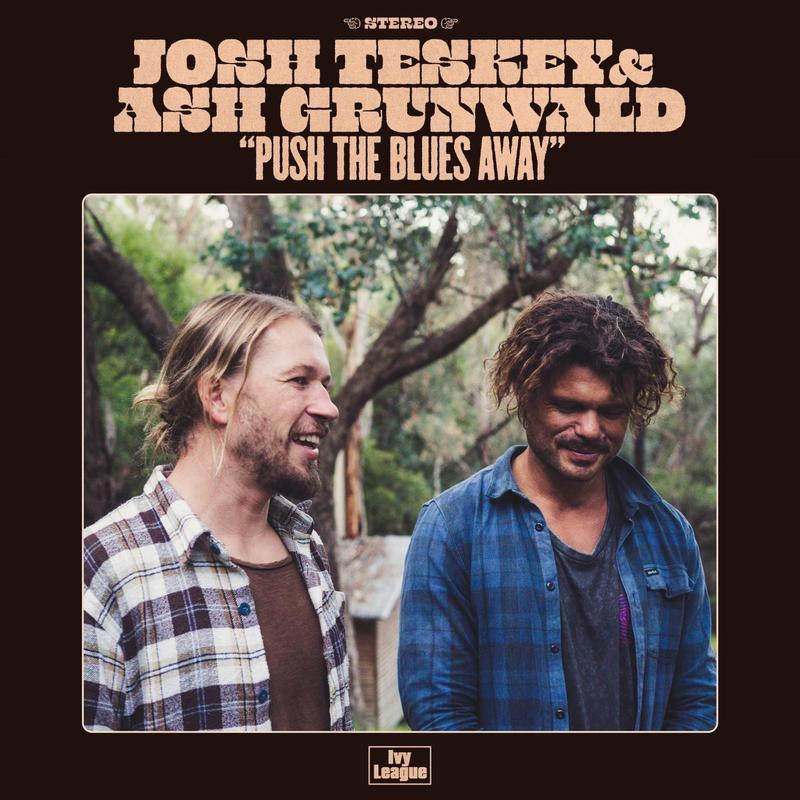 Push The Blues Away (Vinyl)