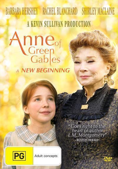 Anne Of Green Gables ANewBeginning