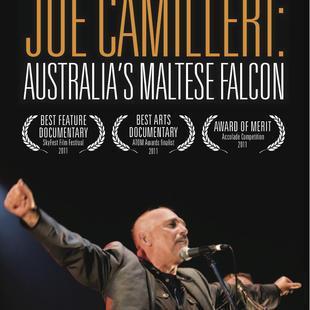 Joe Camilleri Australias Maltese Falcon Dvd