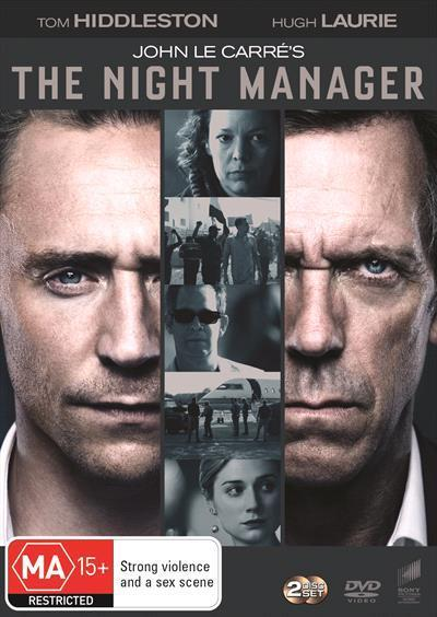 The Night Manager: Season 1 (DVD)
