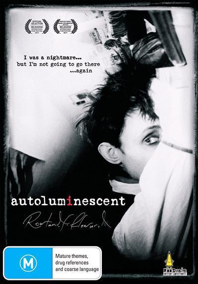 Autoluminescent Rowland S Howard Dvd