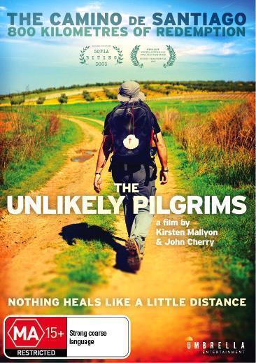 The UnlikelyPilgrims(DVD)