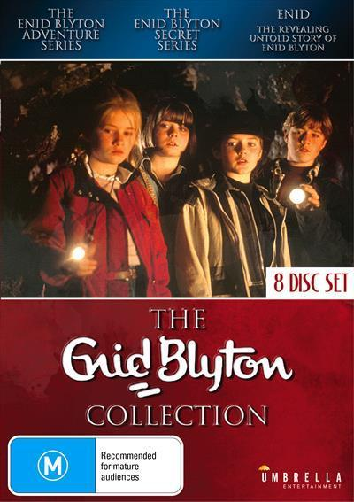 Enid BlytonCollection(DVD)