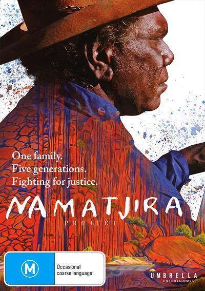 NamatjiraProject(DVD)