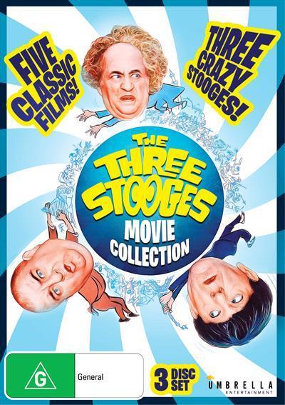 The Three StoogesCollection(DVD)